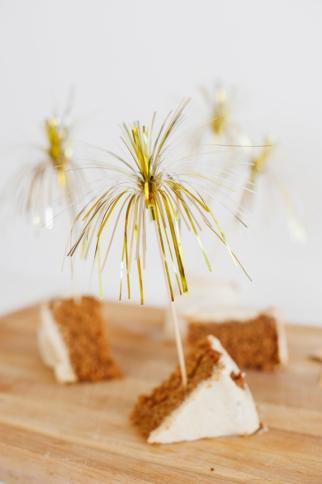 http://asubtlerevelry.com/metallic-streamer-cake-toppers